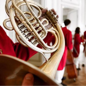 Did you know our orchestra plays on historic instruments, such as the Viennese Horn and the Viennese...