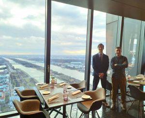 & @maykelada 🇦🇹 @meliavienna 57 Restaurant & Lounge by Meliá Vienna