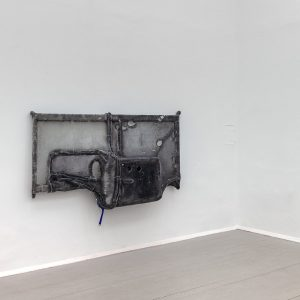 Impressions from »Waiting Room« by Piotr Łakomy. On view @koenig2 until February 29 • Exhibition view PIOTR...