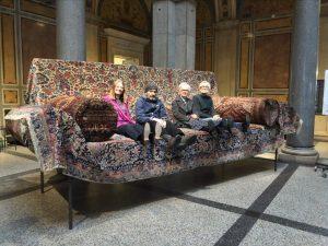 """""""Liebling ich habe die Freunde geschrumpft"""" #makvienna #museum #vienna"""