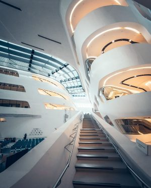 Modern classics 🙃 Welcome to the spaceship 👽 ⠀⠀⠀⠀⠀⠀⠀⠀⠀⠀⠀ 📌 Wirtschaftsuniversität Wien, Vienna ...