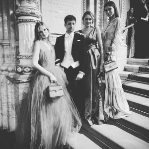 Keeping up traditions ... with lovely girls around me ... #opernball2020 Thanks for sharing moments with me...