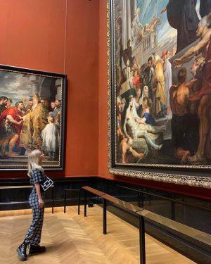 Me sprachlos in Vienna 💘 Kunsthistorisches Museum Vienna