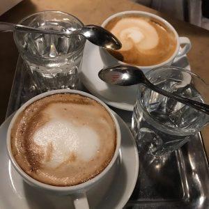 비엔나에서 비엔나커피 한잔 때리기 ☕️ Café Hawelka
