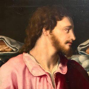 #alessandroallori #barbu #christ #firenze #manierismo #manierism #maniérisme #bronzino #renaissance #rinascimento Kunsthistorisches Museum Vienna