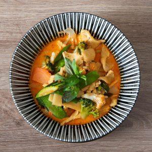 Schönen Start in die Woche /// Kokos Curry Huhn 🍛/// CAFÉ LEOPOLD MQ – MuseumsQuartier Wien