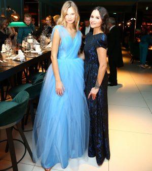"""Opernball 2020 ✔️ - mein Foto des Abends ❤️ """"Victoria's Secret""""-Engel Nadine Leopold. Was für eine Schönheit..."""