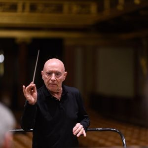 Happy Birthday Maestro Christoph Eschenbach 💐We wish you all the best and are delighted to perform with...