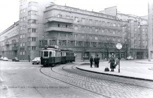 Bis 19. Juni 1960 verkehrte über die Steinbauer- und Aßmayergasse die Linie 61 ...
