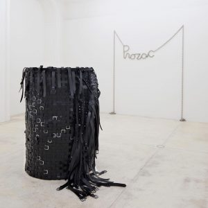 Monica Bonvicini @bonvicinimonica is currently showing at @galeriekrinzinger. This exhibition on the occasion ...