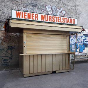#würstelstand #würstel #sausagestand #sausage #retrosign #vintagesign #lettering #typography #retro #vintage #signhunters #typehunter #leuchtreklame #reklame #neonsign #wien #vienna...