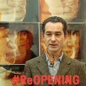 """#ReOPENING KÜNSTLERHAUS 6.-10. März 2020 ⠀ ⠀ """"Wünsche dem Künstlerhaus alles Gute zum ..."""