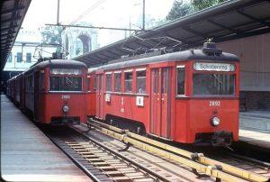 Station Stadtpark 1978|2020. Die denkmalgeschützte Haltestelle wurde 1899 als Teil der Wiener Stadtbahn eröffnet. Sie ist eine...