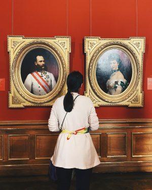 Franz & Sissi 👑 #art #travel #love #amazing #view #beautiful #panorama #vienna #visitvienna ...
