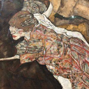 #deathandthemaiden #egonshiele Belvedere Museum
