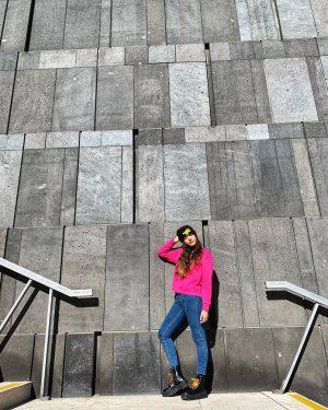 _Schwarzkopf. ||• #sieg #mumok ||• #getaway in #wien ||• #beanie di #spacejam e #volo ||• #ciaone per...