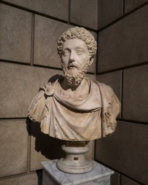 Kaiser Marcus Aurelius Kunsthistorisches Museum Vienna