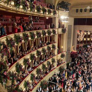 Der #Wiener #Opernball Opera Wiener Staatsoper