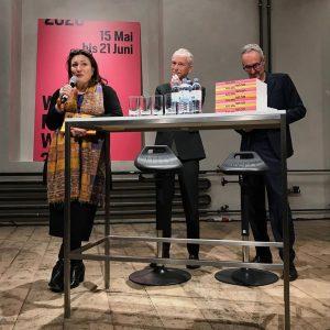 @wienerfestwochen WienerFestwochen 2020 Auch heuer rückt das internationale Kultur-Festival die Stadt Wien fünf Wochen lang in den...