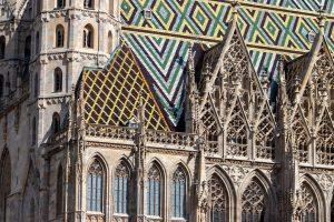 🇬🇧 Cathedral of Vienna, detail . . . 🇮🇹Cattedrale di Vienna, dettaglio