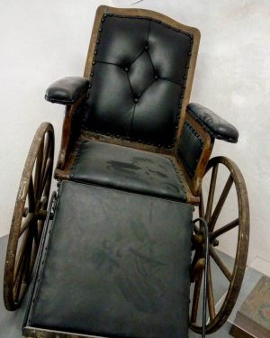 Больничное кресло 1920- ые!!! Narrenturm (hospital)