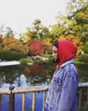 #autumninvienna 🍃🍂🍁 Setagayapark