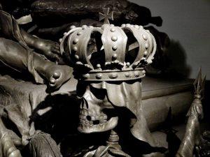 Kaisergruft, Kapuzinerkirche, Wien (2014) #Wien #Vienna #Österreich #Austria ##Gruft #Sarg #Friedhof #Grab #Denkmal #cemetery Kaisergruft