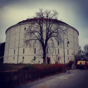 #narrenturm #pathologicanatomicalmuseum #anatomiapatologicavienna #vienna #Wien #architecture #travel Narrenturm