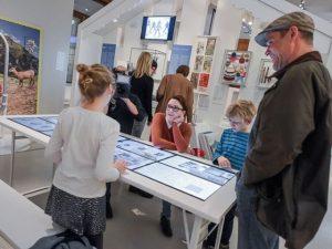 Während der oberösterreichischen Semesterferien haben BesitzerInnen der OÖ Familienkarte die Chance das hdgö zwischen 17. und 22....