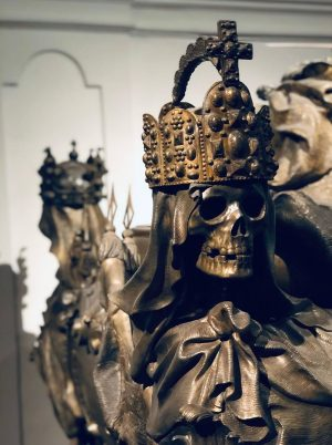 CRYPTE DES CAPUCINS • WIEN • Wherever I go I visit the places known for their skulls...