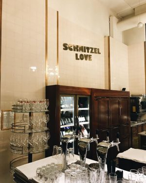 Still swooning over the interior of this place Meissl & Schadn - Restaurant Vienna