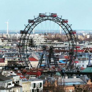 #Vienne #Wien #travelwien #Vienna #Autriche #Osterreich #visitosterreich #Austria #NotAustralia #Riesenrad #Wheel #GrandeRoue #Prater ...