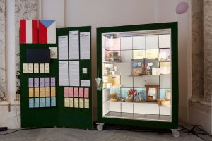 """Eine der letzten Chancen die Ausstellung """"Kein Picknick. Erste Überschreitungen des 'Eisernen Vorhangs' um 1989"""" im Rahmen..."""