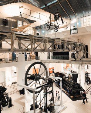 #technischesmuseum #technischesmuseumwien #technischesmuseumvienna #flugzeug #eisenbahn #lokomotive #historischeobjekte #ausstellung #exhibition #technicalmuseumvienna TMW - Technisches ...