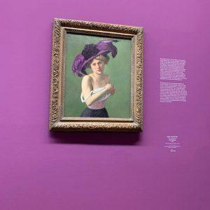 #albertinamuseum#felixvallotton#ernstludvigkirchner#gustaveklimt#modigliani#albrechtdürer#vangogh#vienna🇦🇹#tripaustria# Albertina Museum