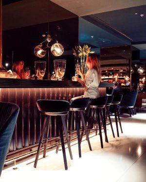 Petite soirée au You, le bar du @lemeridienvienna ! ✨ On y a ...