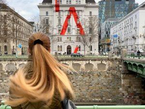 Следующее путешествие однозначно в тепло🌼 MAK - Museum of Applied Arts