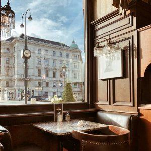 WIEN - 02/20 🤍 #wien #vienna #wienstagram #viennagram #igersvienna #vienna_city #viennalove #wienliebe #wiennurduallein #citylife #wienbleibtwien #kaffeehaus Cafe...