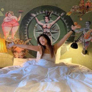 Finally I had a little bit better sleep than I was in Prague! ...