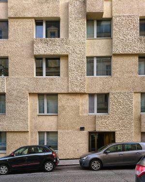 Boltzmanngasse 24 - 26. Arch. Rüdiger Lainer. #wien #österreich #architektur #architecture #vienna #austria ...