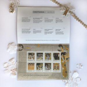 Beethovenfries: ein gemalter Bilderzyklus von Gustav Klimt. Erhältlich im Online-Shop und den Filialen ...