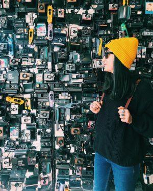#polaroidwall #polaroidoriginals #25hourshotelvienna #discovervienna #viennastravel 25hours Hotel beim MuseumsQuartier