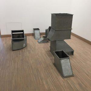 Durchlüftung einer Künstlervereinigung Max Schaffer, Lüftungsrohre aus der @viennasecession #meinkünstlerhaus @kuenstlerhauswien #reopening #wien #karlsplatz #kuenstlerhaus #maxschaffer #artmagazinecc...