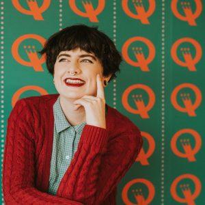 Instabild des Monats Amanda Barbour @mandyflip - Filmkritikerin, Übersetzerin (Französisch/Deutsch) und künstlerische Leiterin des intersektionalen #feministischen Filmfestivals...