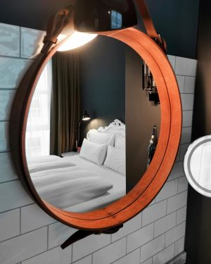 Mirror, mirror on the wall, is this the coziest room of them all? ...