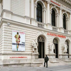 #albertinamodern #thebeginning #preopening Künstlerhaus Wien