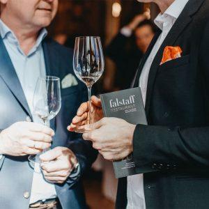Die besten Restaurants in Österreich sind gekührt 🤩🍽 Alle Impressionen der Restaurantguidepräsentation findest Du hier 👉 falstaff.com/impressionen-restaurantguide-2020...