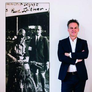 """Am 12.März, dem Jahrestag des """"Anschlusses"""", präsentiert der ORF-Journalist Tarek Leitner sein neues, im Brandstätter Verlag erschienenes..."""