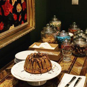 #cake #vienna #austria #hotelaltstadtvienna Hotel Altstadt Vienna