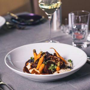 FINE DINING 6/7 ✨ Heute es geht es hoch hinaus Foodies 😎🚀 Im ...